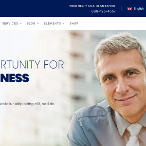 Consultix Business WordPress Theme