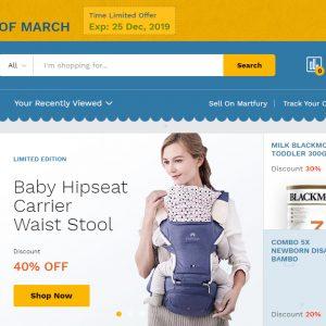 Martfury theme wordpress | Theme bán hàng đỉnh cao