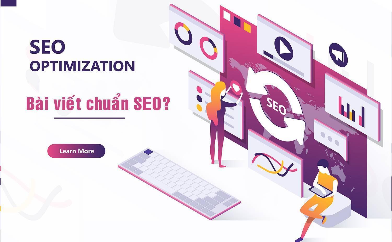 Dịch vụ viết bài chuẩn SEO Website