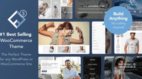 Theme Flatsome | Multi-Purpose Responsive WooCommerce Theme