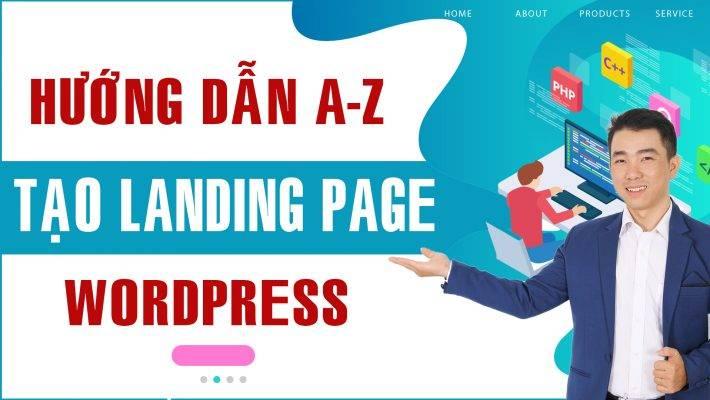 Hướng dẫn thiết kế landing page với Theme Flatsome