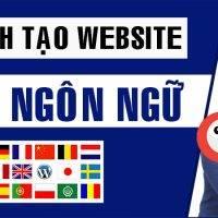 Hướng dẫn tạo website đa ngôn ngữ với Polylang chi tiết nhất